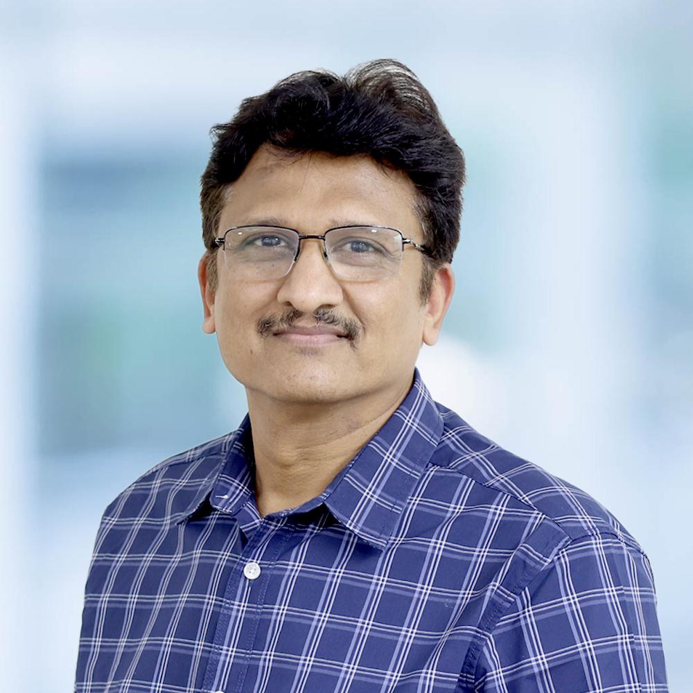 Dr. Paresh Shah