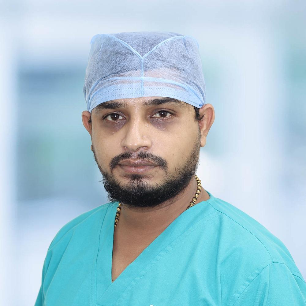 Dr Dharmesh Prajapati