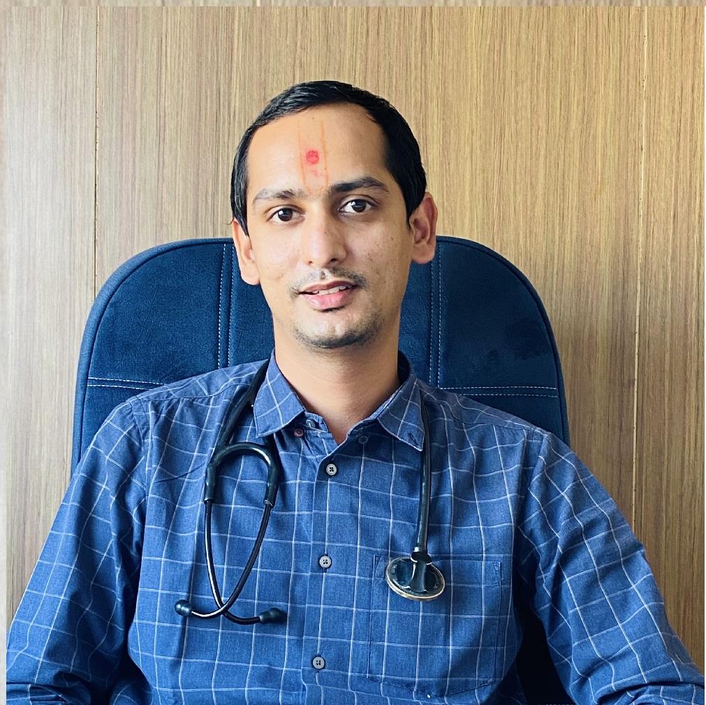 Dr Ravi Shah